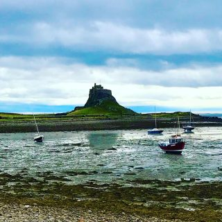 Just one more pic from the island that isn't really an island with the castle that's still closed.  It was surprisingly busy there; domestic travel is booming this summer, hence the rip off prices you find in the main travel hotspots. ⛰ 🌼 🏝  #themadwomanintheattic #girlswhotravelsolo #myjourney #lindesfarnecastle #holyislandoflindisfarne #northumberland #northumberland_pics #northumberland_uk #northumbria #visitbritain #uktravel #visitengland